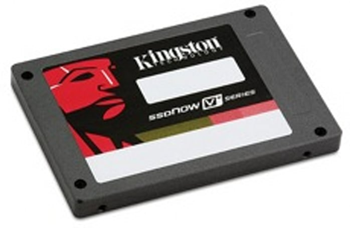 Kingston SSDNow V dips to 30GB size, lower price