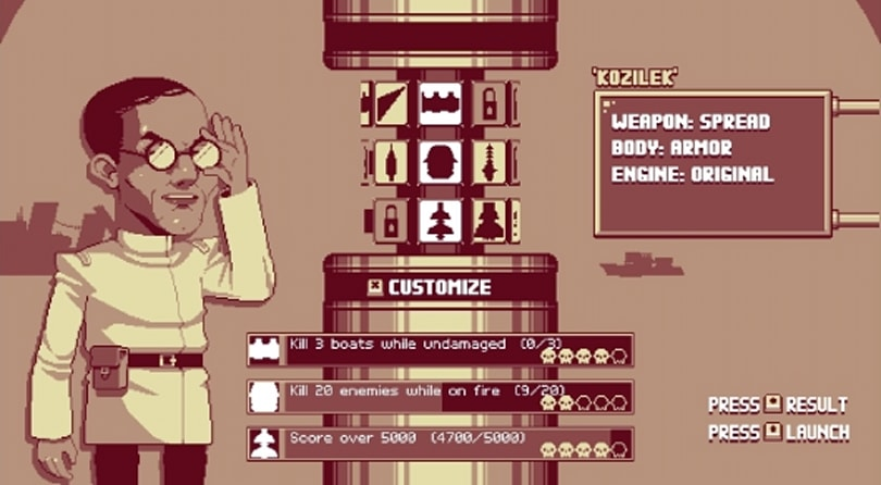 Luftrausers dev responds to criticisms over Nazi-esque imagery
