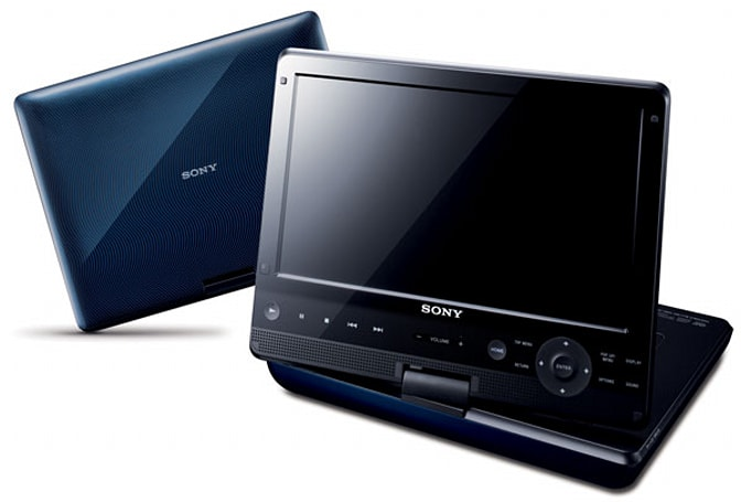 New Sony Blu-ray players are faster than ever, there's even a portable one