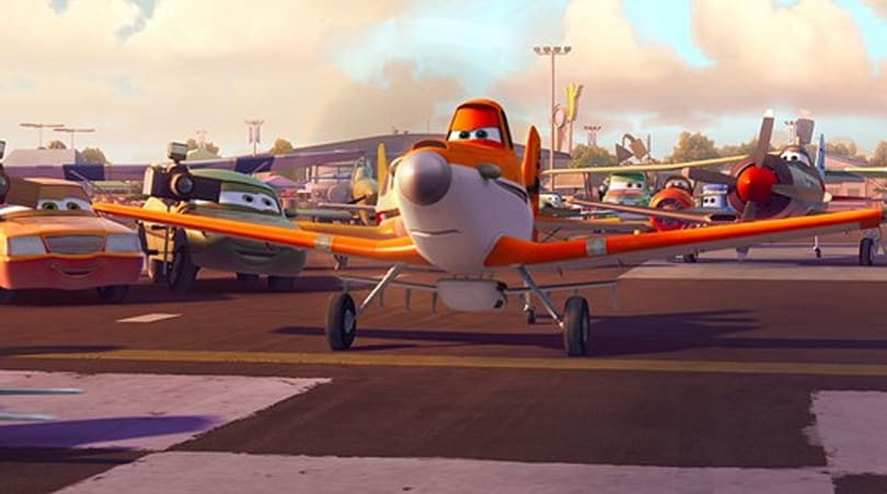 Disney's Planes adapted into Wii U, Wii, 3DS, and DS games this August