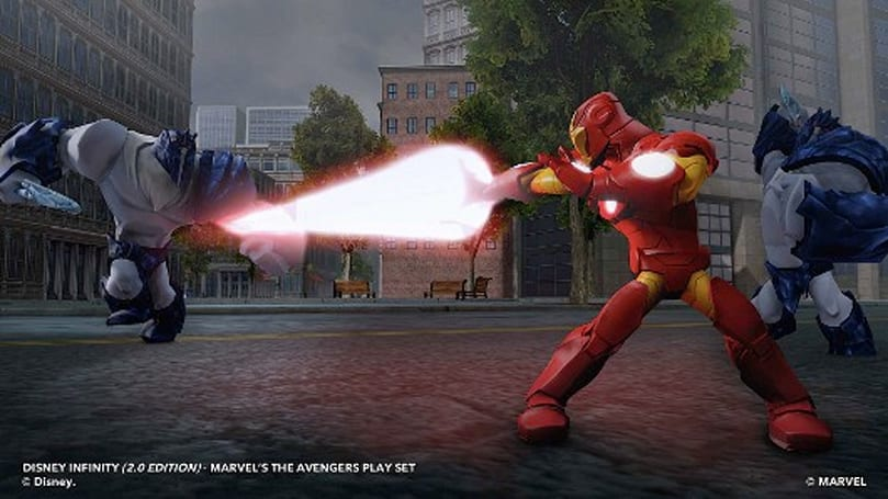 Disney Infinity 2.0 Marvel Super Heroes review: Super friends