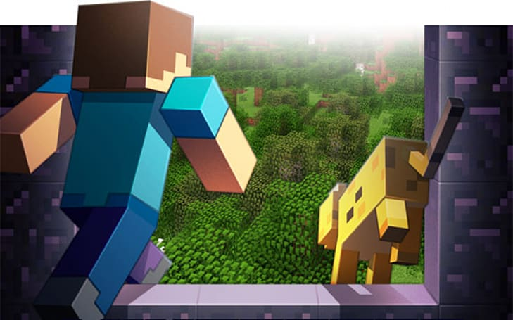 Minecraft Realms opens up to bring Mojang servers worldwide