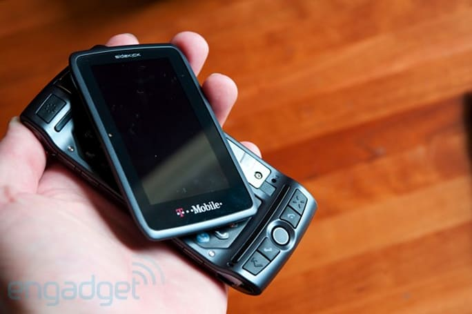 3G Sidekick LX 2009 now available on T-Mobile