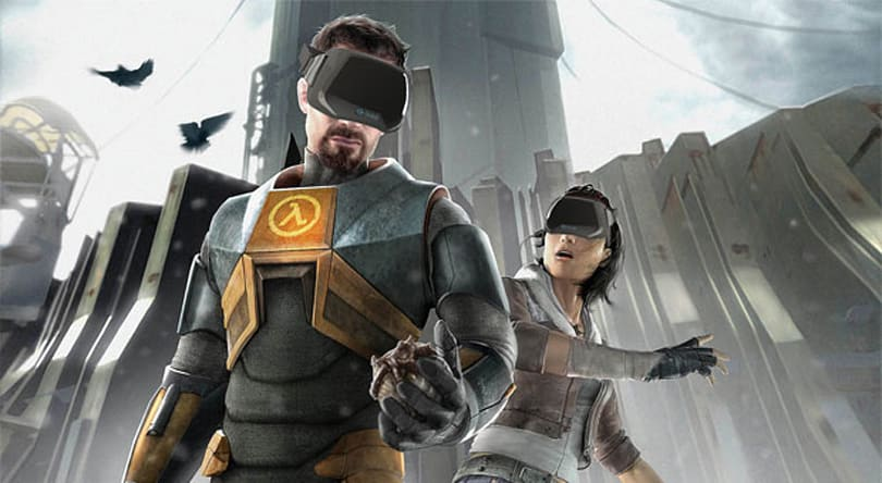 Half-Life 2 officially supported on Oculus Rift, beta gets shipped to developers