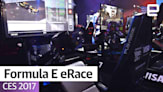 Formula E eRace