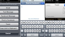 Dropbox iOS app update adds sharing to Facebook and Twitter, tacks on AirPrint for good measure