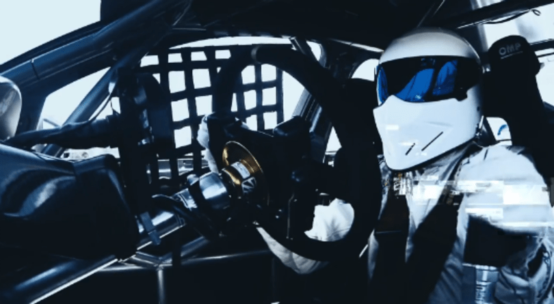 Forza 5's Top Gear content driven by The Stig's Digital Cousin