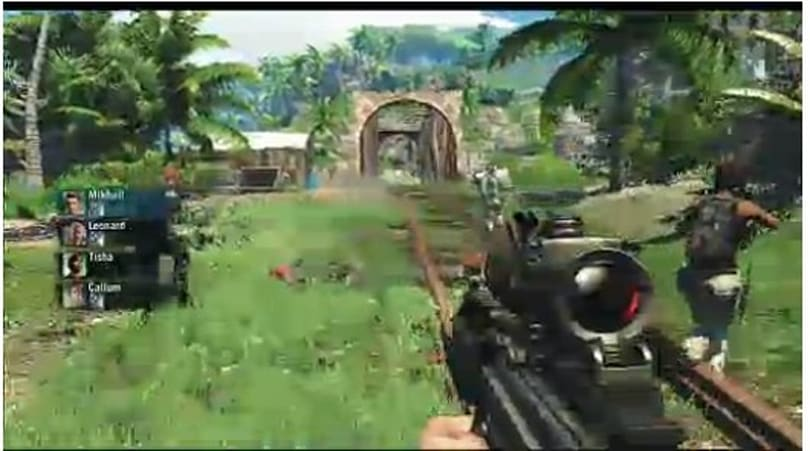 Ubisoft shows off four-player co-op in Far Cry 3