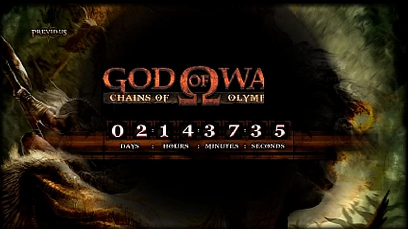 God of War PSP title nearly revealed