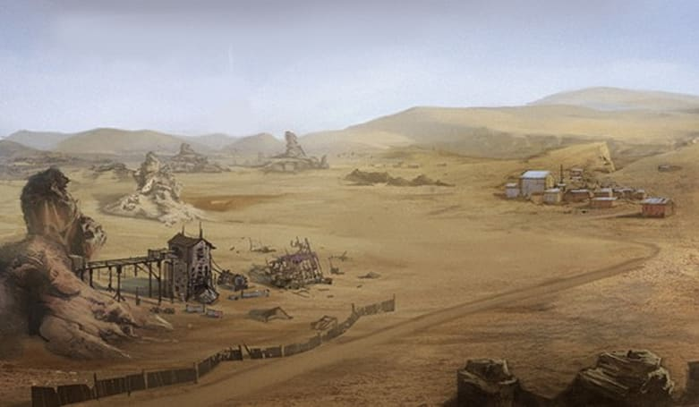 New Fallout Online artwork sighted