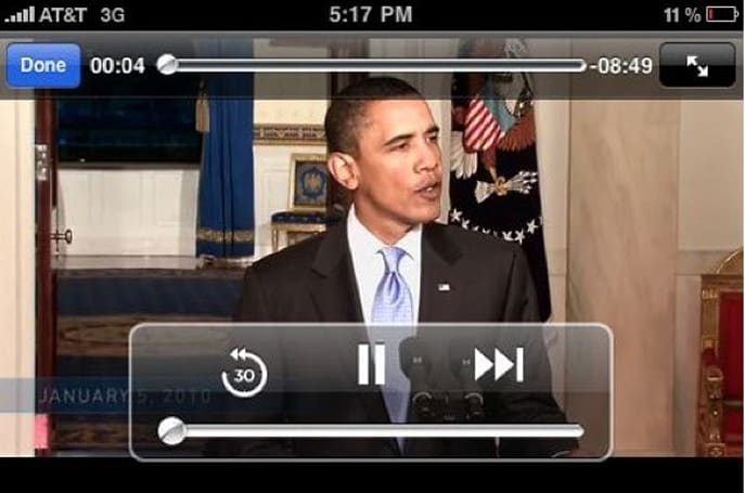 White House releases official app for free