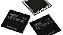Samsung starts producing faster 2GB LPDDR3 memory for mobile devices, 128GB flash storage too