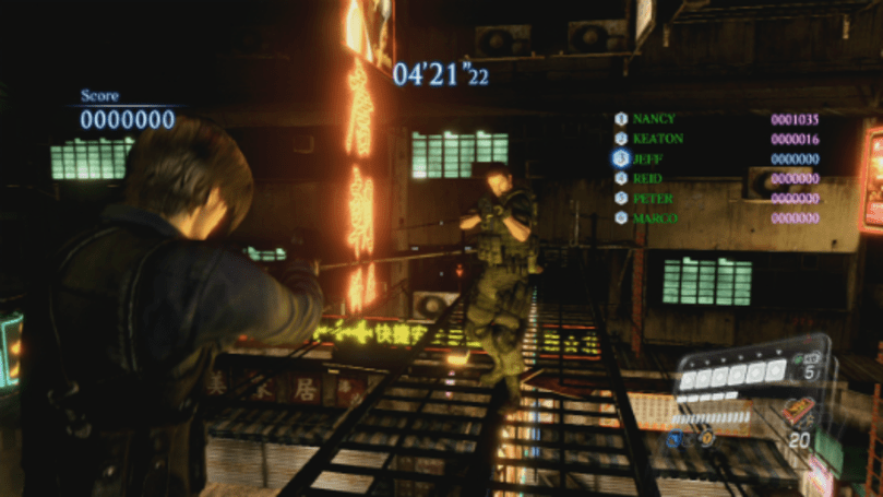 Resident Evil 6 multiplayer DLC drops Dec. 18, Xbox gets first dibs [update: videos, patch info]