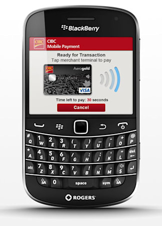 Rogers and CIBC kick off Canadian NFC-based mobile payments with mini event (update: full details)