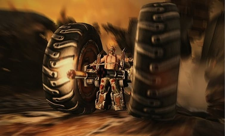 Axel free to all in Twisted Metal tomorrow, Sweet Tooth skin for Starhawk previewed