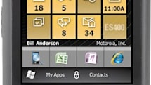 Microsoft outs Windows Embedded Handheld platform, Motorola ES400 is the first to get it