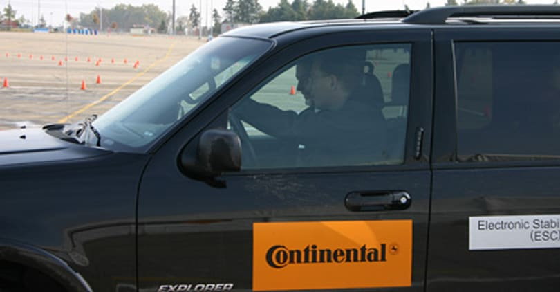 Continental telematics safety system alerts drivers of impending hazards