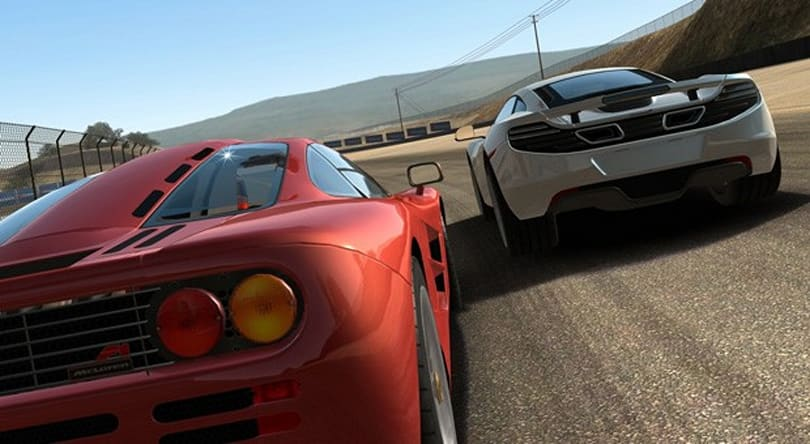 Real Racing 3 to be free-to-play, takes its place in EA's higher gaming pantheon