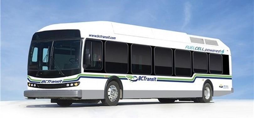 FTA awards $16.6 million in grants for fuel cell bus research