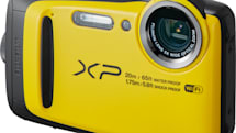 Fujifilm's FinePix XP120 is a sporty, rugged point-and-shoot