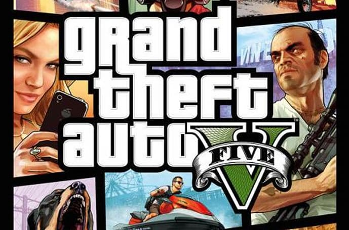 Watch, contrast and compare as GTA 5 slides from PS3 to PS4