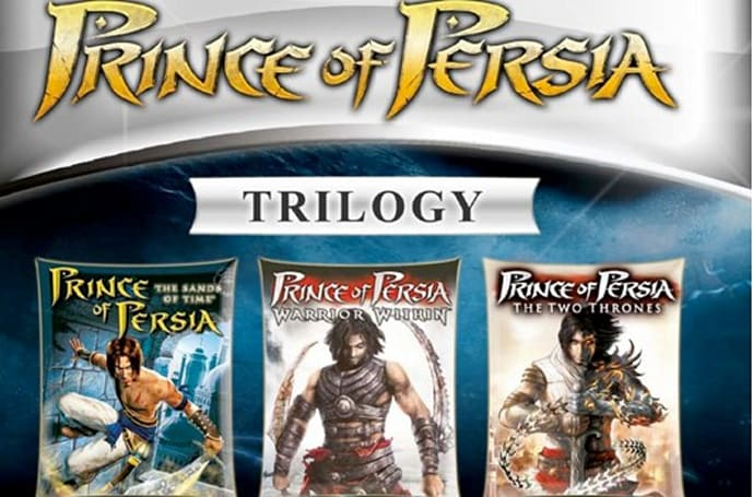 Prince of Persia Trilogy HD listed by GameFly for March