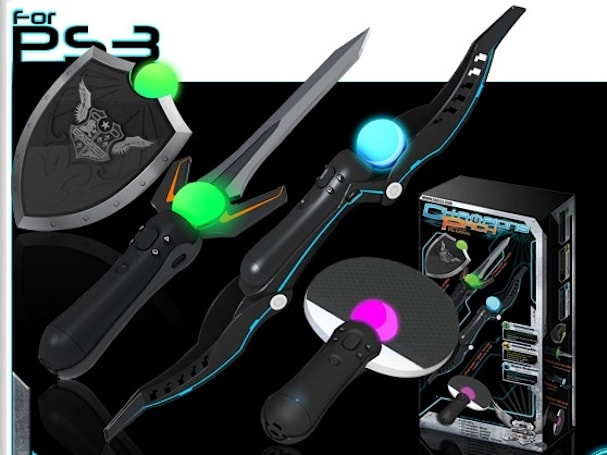 PlayStation Move accessories charge controllers, keep your pesky imagination in check