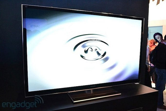 Panasonic officially quits plasma TVs, blames Lehman Brothers even after all this time