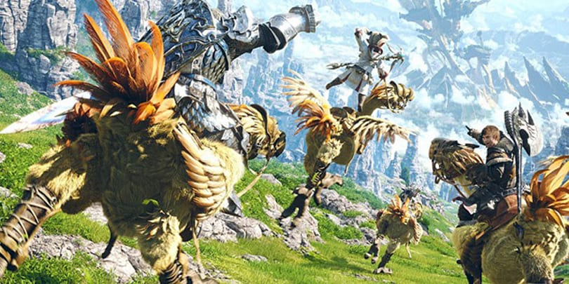 Final Fantasy XIV's PlayStation 4 beta is now open to everyone