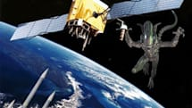 US to shoot down failed satellite at 10:30pm ET tonight