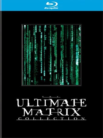 Details flow about The Ultimate Matrix Collection on Blu-ray