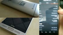 HTC's beefier M9 for China leaks with sharper screen and fingerprint reader
