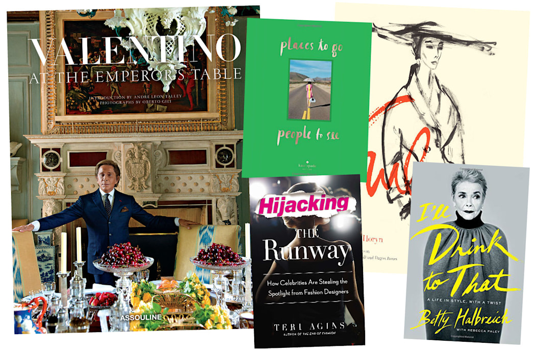 The best fashion books to gift this season