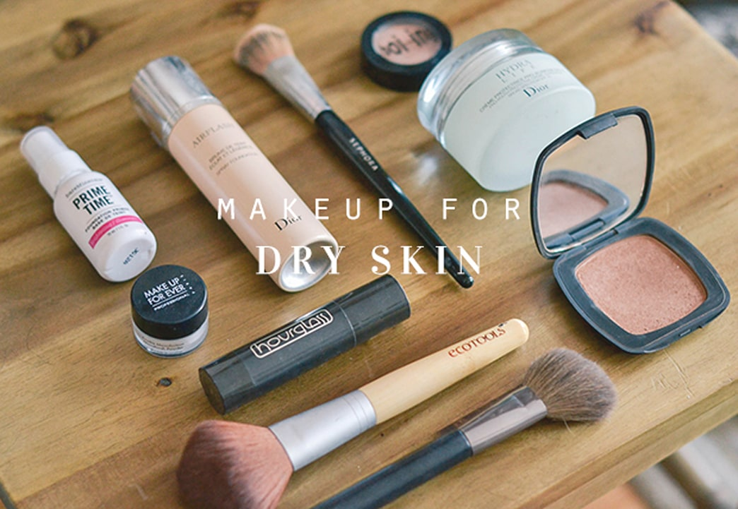 Fall beauty: The best makeup for dry skin