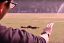 Researchers use the Force (in an Apple Watch) to fly a drone