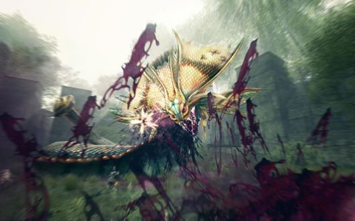 Massively exclusive: Newest Vindictus boss can swallow you whole