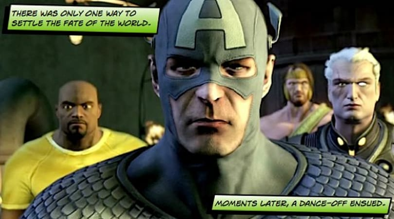 NYCC 09: Fuse your powers with this Marvel Ultimate Alliance 2 trailer