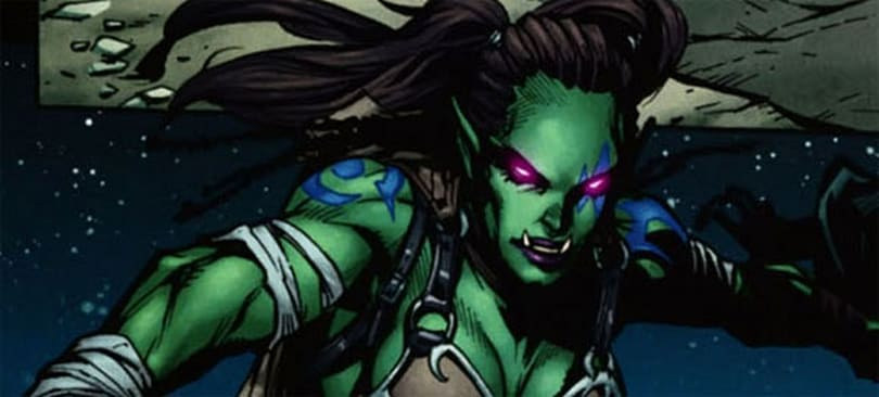 Know Your Lore: Garona: A study on stealth and treachery, part 2