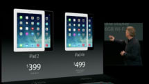 Apple keeps iPad 2 in its lineup for $399