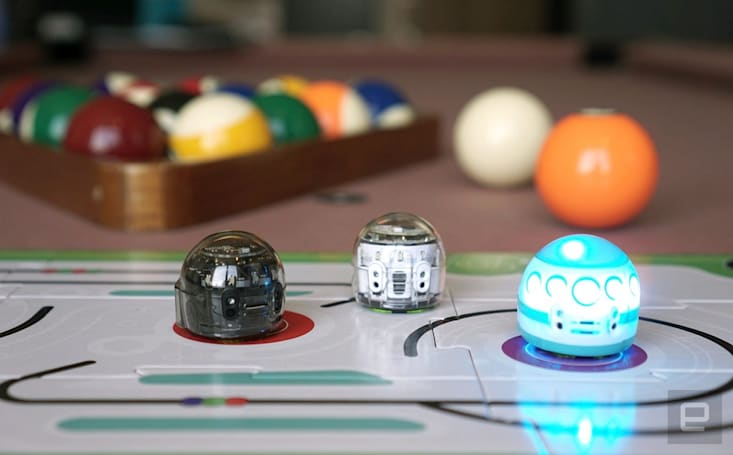 Ozobot's Evo is a smarter, more social coding robot