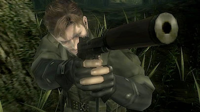 Rumor: MGS Snake Eater 3D has even more control options