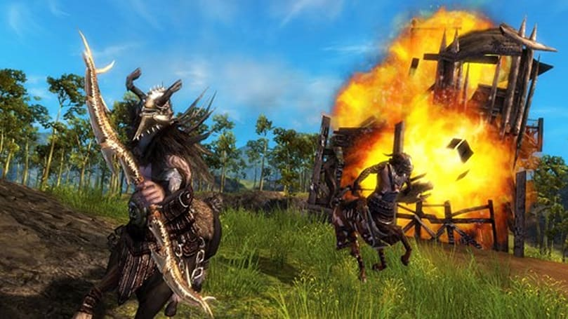 Another Guild Wars 2 stress test is coming this Wednesday