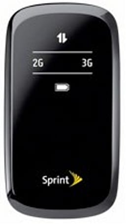 ZTE Sprint International Mobile Hotspot does CDMA in US, GSM abroad