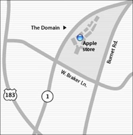 Apple Store The Domain: Your reports