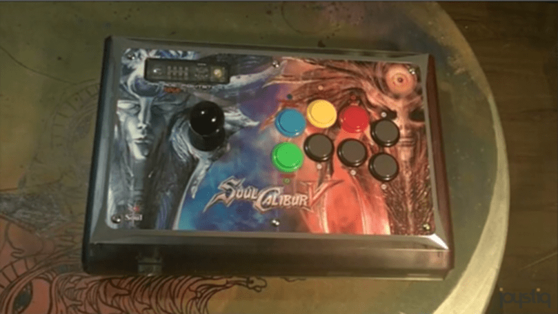 Video review: Mad Catz Arcade FightStick Soul Edition