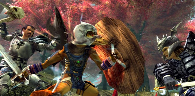 One million new adventurers in Dungeons and Dragons Online