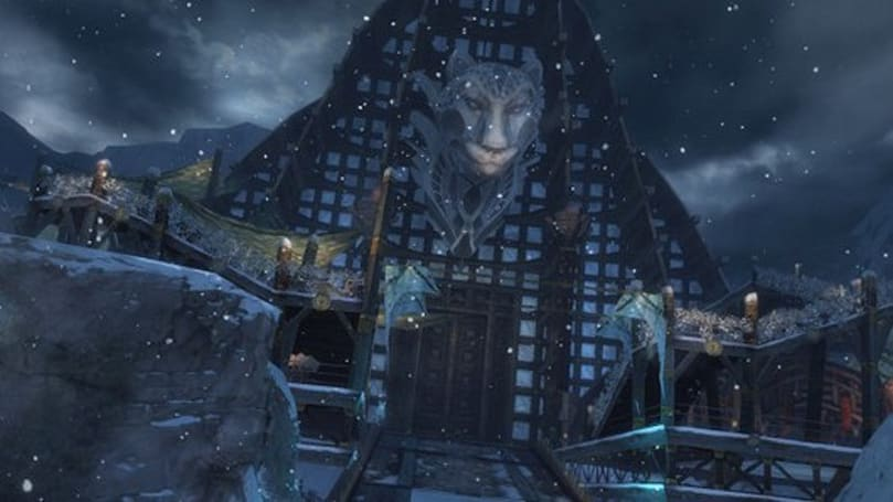 Guild Wars 2 blog updates with Norn lore entry