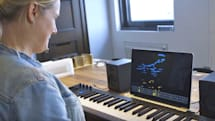 Play a piano duet with Google's AI partner