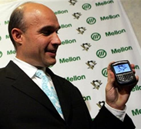 RIM's Jim Balsillie hits back at the Steve Jobs rant, Apple's 'distortion field'