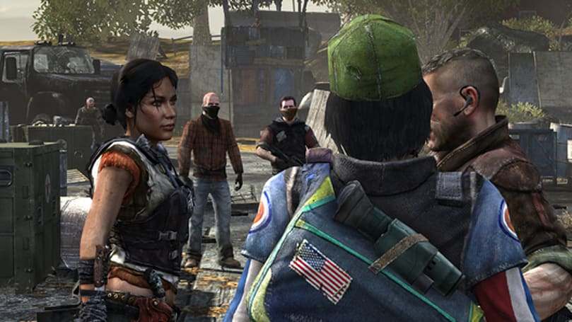 Homefront Xbox patch live, 'wide range of exciting DLC' inbound